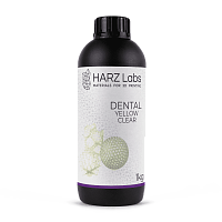 Harz Labs Dental Yellow Clear