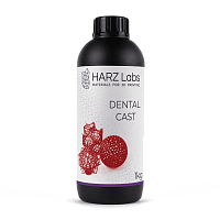 Harz Labs Dental Cast